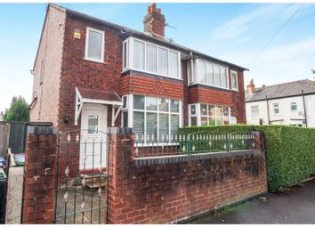 3 bed semi-detached house for sale in Ripley Avenue, Great Moor, Stockport SK2