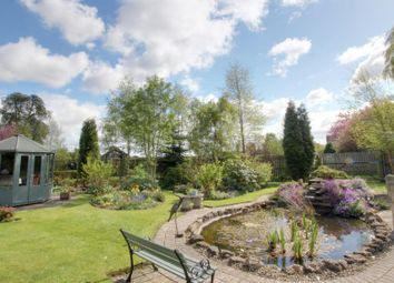 Thumbnail 4 bed detached house for sale in Hall Gardens, Rawcliffe, Goole