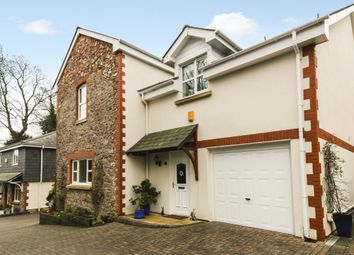 Thumbnail 4 bed detached house for sale in St Marks Drive, Torquay