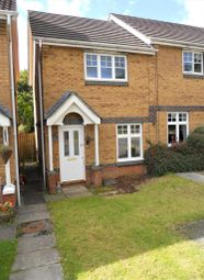 Thumbnail 2 bedroom terraced house to rent in Sedge Close, Ivybridge