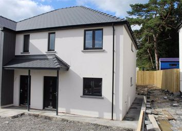 Thumbnail 3 bedroom semi-detached house for sale in Capel Evan Road, Carmarthen