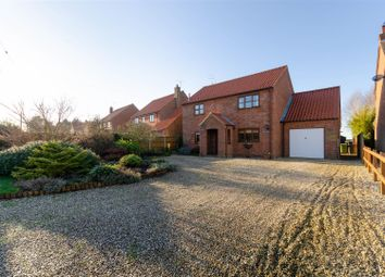 Thumbnail 3 bed detached house for sale in Chapel Road, Foxley, Dereham