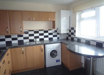 Thumbnail 2 bedroom flat to rent in Kenilworth Place, West Cross, Swansea
