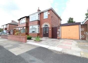 Thumbnail 3 bed semi-detached house for sale in Haughton Hall Road, Denton, Manchester