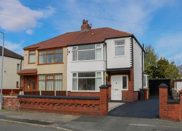 Thumbnail 3 bedroom semi-detached house for sale in Wisbeck Road, Tonge Park, Bolton