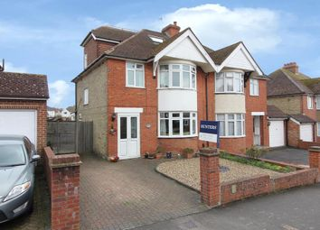 Thumbnail 5 bed semi-detached house for sale in Dolphins Road, Folkestone, Kent