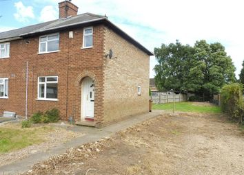 Thumbnail 3 bed end terrace house for sale in Coronation Avenue, Whittlesey, Peterborough