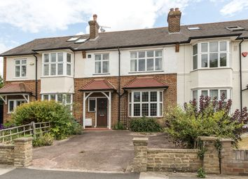 Thumbnail 3 bed terraced house for sale in Kenley Road, Merton Park