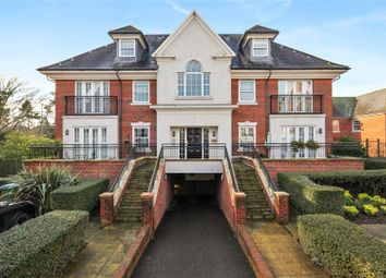 Thumbnail 2 bed flat for sale in White Lion Gate, Cobham, Surrey