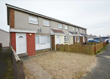 Thumbnail 2 bed end terrace house for sale in Dryburgh Way, Blantyre, Glasgow