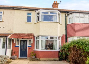 Thumbnail 3 bedroom terraced house for sale in Cobham Avenue, New Malden