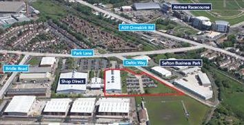 Thumbnail Light industrial for sale in Fortune House, Deltic Way, Park Lane, Netherton, Bootle