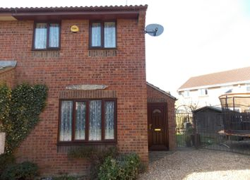 Thumbnail 2 bed semi-detached house to rent in Orion Way, Grimsby, Grimsby
