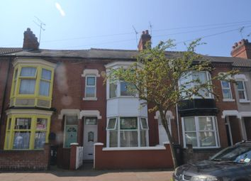 Thumbnail 3 bed terraced house for sale in Stuart Street, West End, Leicester