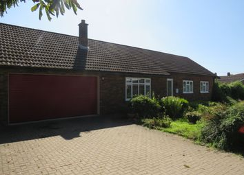 Thumbnail 3 bed detached bungalow for sale in Greenways Lane, Carleton Rode, Norwich