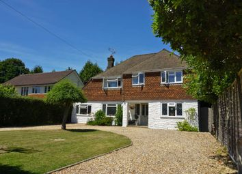 Thumbnail 4 bedroom detached house for sale in Highfield Crescent, Hindhead