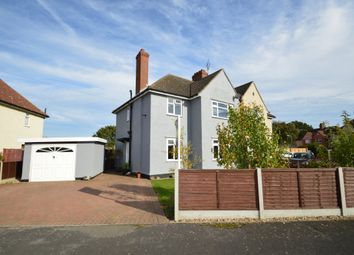 Thumbnail 3 bedroom semi-detached house for sale in Campbell Road, Ipswich