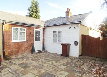 Thumbnail 3 bed detached bungalow for sale in Walderslade Road, Chatham, Kent