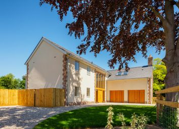 Thumbnail 4 bed detached house for sale in High Bank, Long Lane, Fowlmere