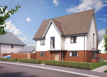 "Thumbnail 4 bed property for sale in ""The Genoa"" at John Ruskin Road, Tadpole Garden Village, Swindon"