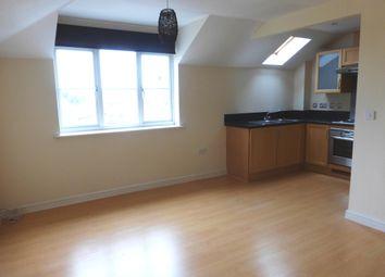 Thumbnail 2 bed flat to rent in Yukon Road, Broxbourne