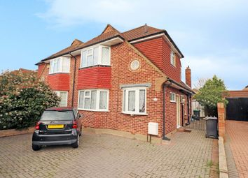 Thumbnail 3 bed semi-detached house for sale in Lawrence Avenue, New Malden