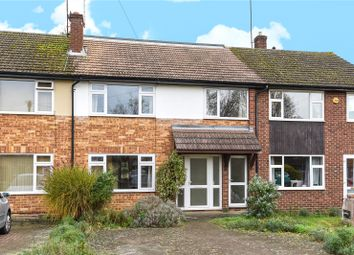 Thumbnail 4 bed terraced house for sale in St. Peters Close, Mill End, Hertfordshire