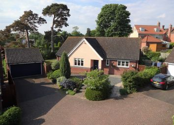 Thumbnail 3 bed detached bungalow for sale in Coppice Close, Woodbridge