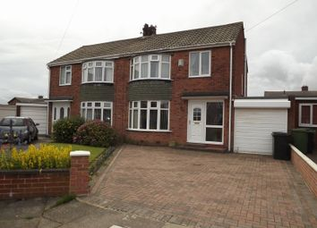 Thumbnail 3 bed semi-detached house to rent in Thirlmoor Place, Choppington