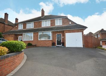 Eden Road, Solihull B92. 3 bed semi-detached house