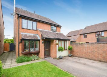 Thumbnail 4 bed detached house for sale in Brookside Close, Tiddington, Thame