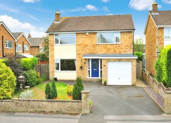 Thumbnail 4 bed detached house for sale in Beckwith Crescent, Harrogate