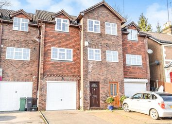 Thumbnail 3 bedroom town house for sale in Garlands Road, Redhill