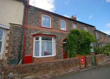Thumbnail 4 bed terraced house for sale in Bampton Street, Minehead