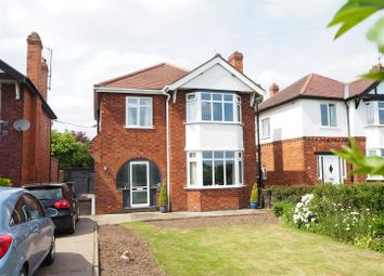 Thumbnail 3 bed detached house for sale in Fosse Road, Farndon, Newark