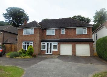 Thumbnail 5 bed detached house for sale in Heathcroft Road, Four Oaks, Sutton Coldfield