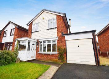Thumbnail 3 bed detached house for sale in Shemilt Crescent, Bradeley, Stoke-On-Trent