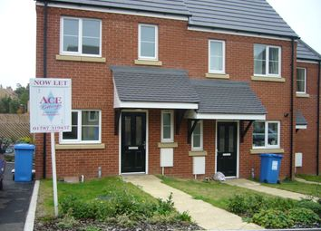 Thumbnail 2 bed semi-detached house to rent in Deanery Close, Sudbury