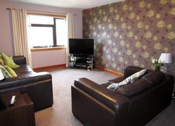 Thumbnail 2 bed flat for sale in Wellington Way, Greenock, Inverclyde