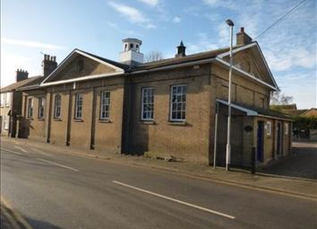 Thumbnail Commercial property for sale in The Old School, 8 Colne Road, Earith, Huntingdon, Cambs