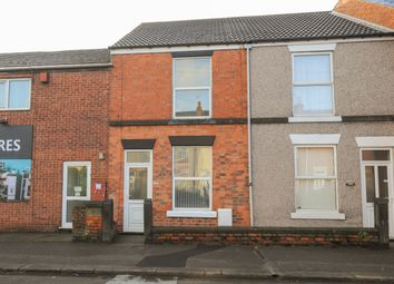Thumbnail 2 bed end terrace house to rent in Chatsworth Road, Chesterfield