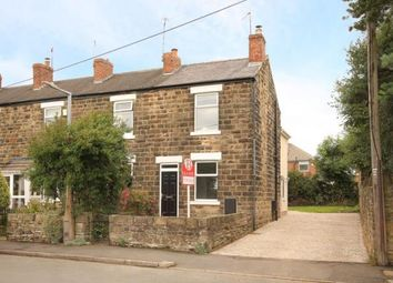 Thumbnail 2 bed end terrace house for sale in Hilltop Road, Dronfield, Derbyshire