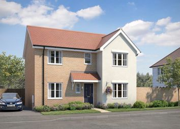 "Thumbnail 3 bed property for sale in ""Purleigh"" at Wetherden Road, Elmswell, Bury St. Edmunds"