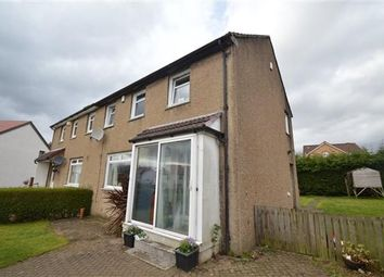 Thumbnail 3 bed semi-detached house for sale in Waverley Crescent, Kirkintilloch, Glagsow