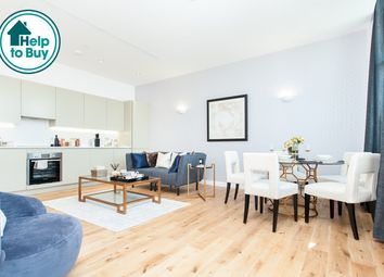 Thumbnail 1 bed flat for sale in Western Avenue, Perivale, Greater London