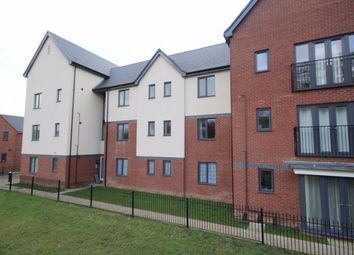 2 bed flat to rent in Kirkistown Close, Rugby CV21