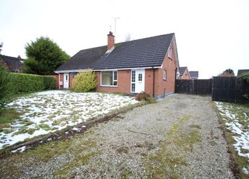 Thumbnail 3 bed semi-detached house for sale in Meadowvale Crescent, Bangor