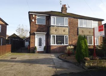 Thumbnail 3 bedroom semi-detached house for sale in Knowsley Road, Hazel Grove, Stockport, Cheshire