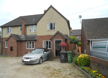 Thumbnail 1 bedroom semi-detached house for sale in St Richards Road, Newbury