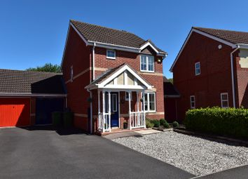 Thumbnail 3 bed link-detached house for sale in Swan Drive, Droitwich